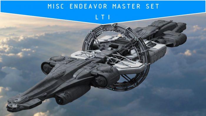 Endeavor Master Set - LTI