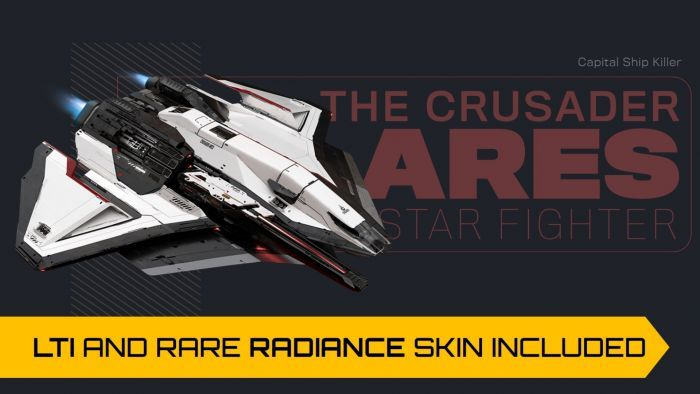 Crusader Ares Ion