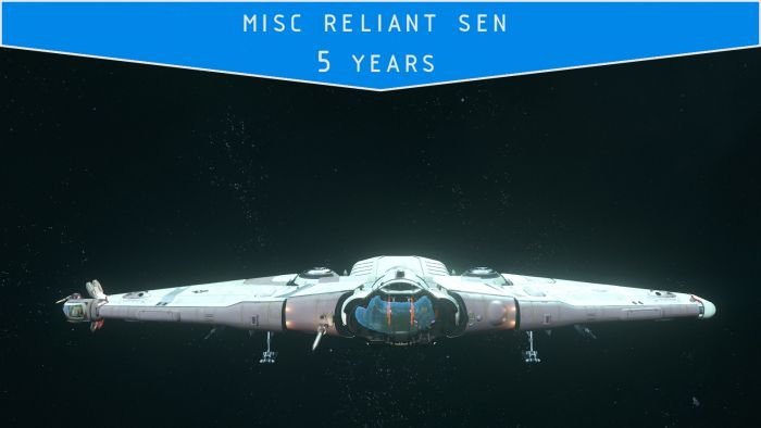 MISC - Reliant Sen - (5 years)
