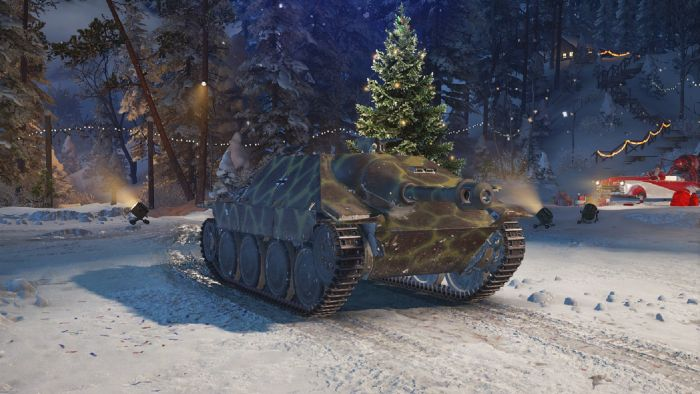 World of Tanks Account - Banner