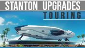 Constellation Aquila to Origin 600i Touring Upgrade