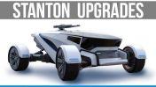 Mustang Omega to Origin G12 Upgrade (Touring/Cargo)