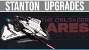 Upgrade - F7C-M Super Hornet Heartseeker to Crusader Ares Ion