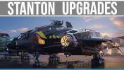 Hull C to Vanguard Sentinel Upgrade