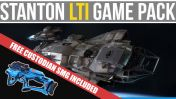Constellation Taurus LTI Game Pack - Squadron 42 + Star Citizen + Free Rifle