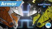 """Caudillo"" Helmets Pack #3 - Armor - Subscriber"