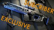A Klaus & Werner Arrowhead Sniper Rifle - Voyager Edition - Subscribers Exclusive