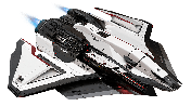 Ares Ion (Standalone Ship, lifetime insurance)