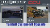 A CCU Upgrade - Tumbril Cyclone RN to Cyclone MT