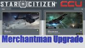 Flash Sale > A CCU Upgrade - Esperia Prowler to Banu Merchantman