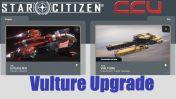A CCU Upgrade - Drake Cutlass Red to Drake Vulture