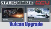 A CCU Upgrade - MISC Prospector to Aegis Vulcan