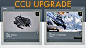 A CCU Upgrade - Nomad to Esperia Talon Shrike