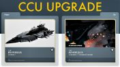 A CCU Upgrade - RSI Perseus to A2 Hercules