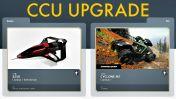 A CCU Upgrade - Origin 325a to Tumbril Cyclone MT