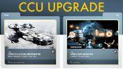 A CCU Upgrade - RSI Constellation Andromeda to Aegis Vanguard Warden