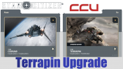 A CCU Upgrade - Drake Corsair to Anvil Terrapin