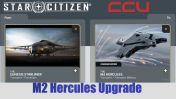 A CCU Upgrade - Crusader Genesis Starliner to M2 Hercules Starlifter