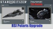 Flash Sale > A CCU Upgrade - RSI Perseus to RSI Polaris Warbond with 10 Years Insurance