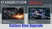 A CCU Upgrade - MISC Prospector to Drake Cutlass Blue