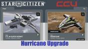 A CCU Upgrade - F7C-M Super Hornet to Anvil Hurricane