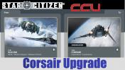 A CCU Upgrade - Aegis Vulcan to Drake Corsair