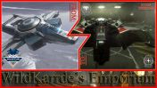 Anvil F7C-R Hornet Tracker to Anvil Gladiator Warbond CCU w/ 10 Years Insurance!