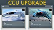 A CCU Upgrade - 100i to 135c - Subscribers Exclusive