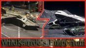 Aegis Gladius Valiant to Tumbril Nova Tank CCU
