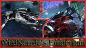 CNOU Mustang Alpha to Tumbril Ranger RC CCU