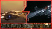 Kruger P-52 Merlin to P-72 Archimedes Emerald CCU