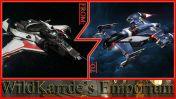 Anvil Gladiator to Drake Cutlass Blue CCU