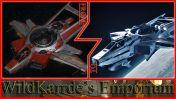 Anvil F7C Wildfire to Anvil F7C-M Super Hornet CCU