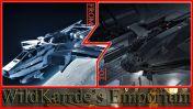 Anvil F7C-M Super Hornet to Crusader Ares Inferno CCU