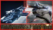 Anvil F7C-M Super Hornet to Crusader Ares Ion CCU