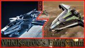 Anvil F7C-M Super Hornet to Anvil Hurricane CCU