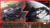 Anvil Valkyrie to Anvil Carrack CCU - Subscriber Exclusive w/ Name Reservation