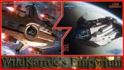 Anvil Valkyrie Liberator to Anvil Carrack CCU - Subscriber Exclusive w/ Name Reservation