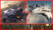 Anvil Valkyrie to Crusader C2 Hercules CCU