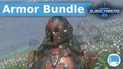 "Overlord ""Supernova"" - Complete Armor - Subscriber"