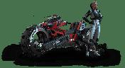 Tumbril Ranger RC (120 Month Insurance)