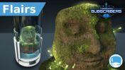 Conner's Beard Moss - Flair - Subscriber