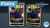 Hitbox Magazine - Flair - Subscriber