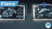 Schematics - Terrapin & Hurricane - Flair - Subscriber