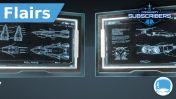 Schematics - Razor & Polaris - Flair - Subscriber