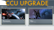 A CCU Upgrade - MISC Freelancer MAX to Gatac Railen
