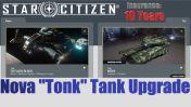 Flash Sale > A CCU Upgrade - Cutlass Black to Tumbril Nova Tank w/ 10 Years Insurance