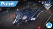 Vanguard Series - Invictus Blue & Gold Paint - ILW 2951