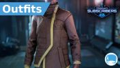Manaslu Rust Society - Jacket - Outfit - Subscriber