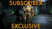 "A Overlord ""Dust Storm"" Armor Set - Subscribers Exclusive"